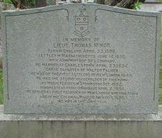 Lieut Thomas Minor