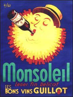 Vins Guillot - Monsoleil