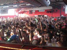 CircoLoco, DC10, Ibiza - The most bizarre party i've ever been