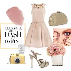 """Dreaming Elegance"" by rinascimentomadeinitaly on Polyvore"