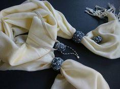 Guarda questo articolo nel mio negozio Etsy https://www.etsy.com/it/listing/480291591/parure-bowls-sciarpe-collane-anelli-per