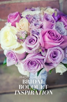 Whichever flowers for you choose for your bridal bouquet, make sure they are just like you- bright, beautiful, and in full bloom. Check out our selection of over 100 beautiful bridal bouquets: http://www.colincowieweddings.com/the-galleries/flowers-photos/bridal-bouquets