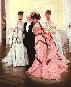 Tissot - 1870s - Too Soon Detail
