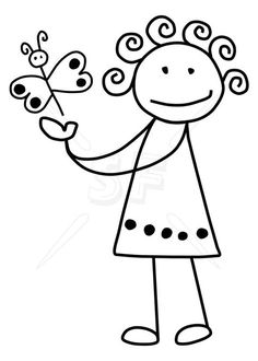 Variety of Stick People Clip Art | Stick Figures Clip Art Depot