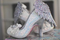 Irregular Choice (@IrregularChoice)   Twitter Irregular Choice Wedding Shoes, Irregular Choice Heels, Crazy Shoes, Me Too Shoes, Makeup Kit For Kids, Muses Shoes, Shoe Makeover, Cinderella Shoes, Sparkle Shoes