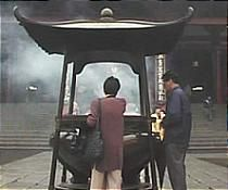 Etiquette for visiting a Buddhist Temple or Shinto Shrine.