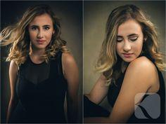 Beautiful Singer Head Shots - Kaufmann Photography