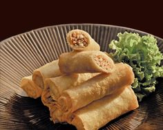 Who doesn't love Lumpia? Shanghai style to be exact!
