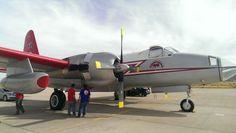 Tanker 45. Lockheed P2V Neptune