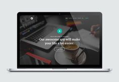 Free Site template - Lhander