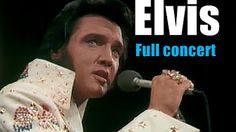 Elvis Presley Suspicious Minds HD Official Vídeo - YouTube