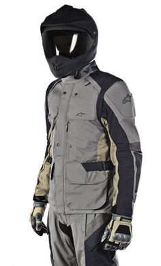 Check out one of the best motorcycle touring jacket and pants combo out there:  http://www.motorcycletravelgear.com/alpinestars-motorcycle-jackets-alpinestars-durban-gore-tex-jacket/