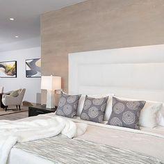 Hardwood Walling - Oil Finished Natural Acacia in. White Oak Wood, Pine Walls, Wide Plank, Interior Design Living Room, Bedroom Decor, Bedroom Ideas, Master Bedroom, Home Remodeling, New Homes