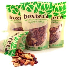 Honey Almond Crunch trail mix is the perfect blend of sweet and salty. A tasty snack that will keep you fueled!