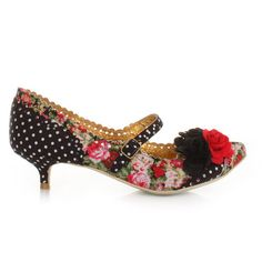 irregular choice daisy dayz shoes