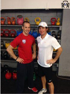 Roger Furrer, Schweizer Top-Golfer #turicumathletics #crossfitturicum Athletic Training, Athletics, Tops