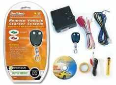 Bulldog RS82-I Do It Yourself Remote Starter by Bulldog. $111.99. Bulldog Do It Yourself Remote Starter is designed to enable convenient remote starting of the vehicle. It features a 2-button remote transmitter as well as dedicated start and stop buttons for easy handling. This remote starter operates over an extended range of up to 400 feet and includes an installation kit with instructional video DVD.