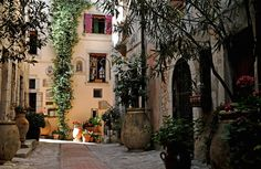 L'hostellerie Jerome à La Turbie