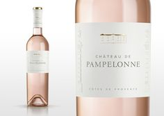Château de Pampelonne — The Dieline - Branding & Packaging