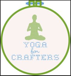 Yoga for Crafters Workshop Description: Bring your sit-upon as a yoga mat and learn some anti-aging, injury prevention yoga moves for staying happy and healthy. This class will focus on the wrists, neck and back, common areas of discomfort for crafters but useful to ALL.