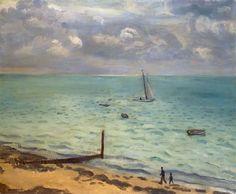 Albert Marquet - La plage du Pyla on MutualArt.com