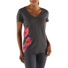 The North Face Floralee T-Shirt - Women's