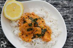 Pollo estilo masala, sencillo, fácil y rápido. Muy exótico. Garam Masala, Pollo Masala, Curry, A Food, Canning, Ethnic Recipes, Shape, Breast, Tasty