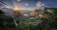 The Quiraing - Isle of Skye / Oktober 2015