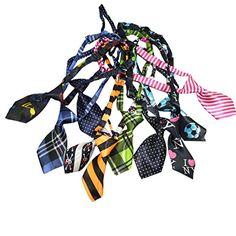 Nasis new arrive pet dog cute bow tie Multicolors 11x4.5cm adjustable 5 Set! AL9001