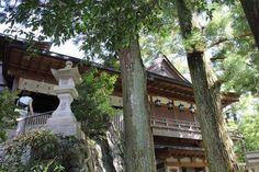 パワースポット 奈良・天河神社