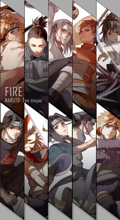 Fire by 學習君 on Pixiv