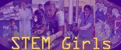 STEM Girls exhibit by Girl Museum!