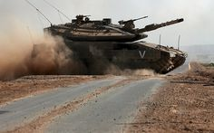 Merkava Tank ... Merkava is the Hebrew word for Ezekiel's vision of the CHARIOT that carried the LORD's glory