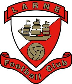Larne of Northern Ireland crest.
