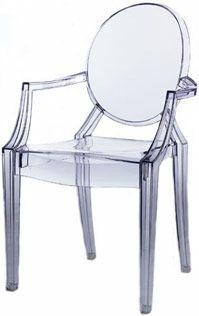 Starck - Ghost chair