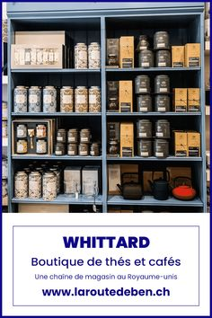 Whittard propose un univers de gourmandise avec du thé, du café et un assortiment de chocolat. #whittard #coffee #tea #chocolat #england Whittard, Make A Mug, Cup Of Tea, Chocolate Curls, Universe, Fine Dining, Food Porn