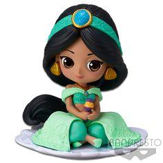 Q posket SUGIRLY Disney Characters -Jasmine-(A:Normal color ver) | Banpresto Products | BANPRESTO