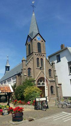 Oudeschild, Texel, Noord-Holland.