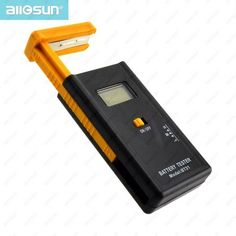 All-Sun BT21  LCD Display Digital Battery Tester about 20-120mA Digital Battery Instrument