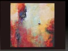 The Making of an Abstract Painting.mov - YouTube