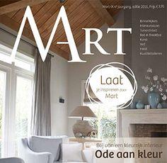 Lees, bekijk en geniet van de kunst van mooi wonen in het Mart Magazine. Mart Magazine in uw brievenbus? Vraag hier gratis aan.