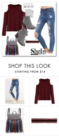 """SHEIN 7"" by zina1002 ❤ liked on Polyvore featuring WithChic"