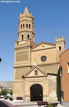 Iglesia mudéjar de Alfajarín