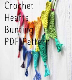 Today I am sharing a new Planet Penny pattern for Crochet Heart Bunting to help raise awareness of the Little Hearts Matter Charity. This is a great charity which raises funds and awareness for chi…