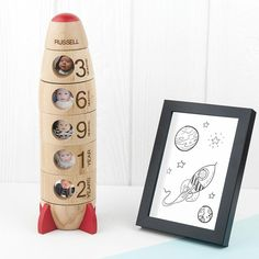 Personalised Memory Photo Rocket https://harringtons-gift-store.co.uk/products/personalised-memory-photo-rocket