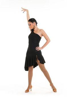 Victoria Blitz Latin Dance Dress from Dancewear For You Australia