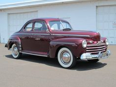 495 Best Ford 1941 48 Images Antique Cars Autos Cool Cars