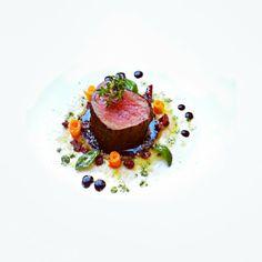 Black angus filet steak . La bodeguita de porto pi. Chef Uwe Spätlich, Spain