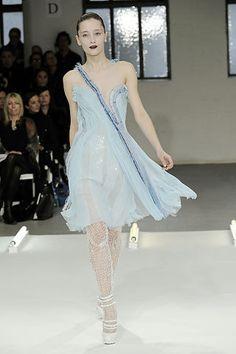 Rodarte Fall 2008 Ready-to-Wear Fashion Show - Iekeliene Stange
