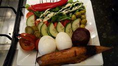 Mackrel salad